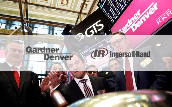 Gardner Denver e Ingersoll Rand